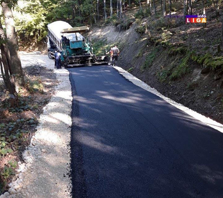 IL-asfaltiranje-puta-djurasi-2 Ivanjica : Asfaltiranje putnih pravaca uz učešće građana