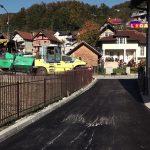 Asfaltirane nove dve ulice u Crnjevu (VIDEO)