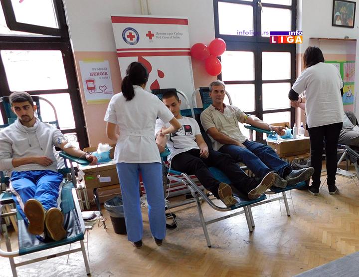IL-crveni-krst-ivanjica-akcija-ddk-teh-skola2 38 novih davalaca krvi u akciji Crvenog krsta Ivanjica