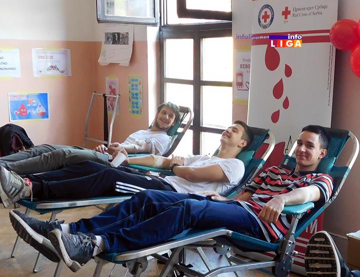 IL-crveni-krst-ivanjica-akcija-ddk-teh-skola3 38 novih davalaca krvi u akciji Crvenog krsta Ivanjica