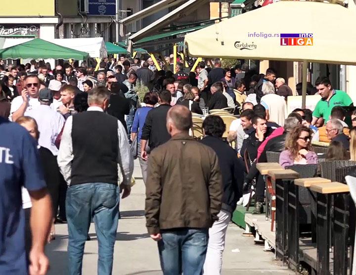 IL-ivanjica-ulica-suncan-dan Na birou rada u Ivanjici 3.545 nezaposlenih