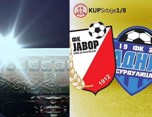 IL-javor-radnik-kup Odložena utakmica osmine finala Kupa Srbije