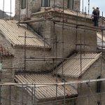Rekonstrukcija i sanacija krovne konstrukcije manastira u Pridvorici (VIDEO)
