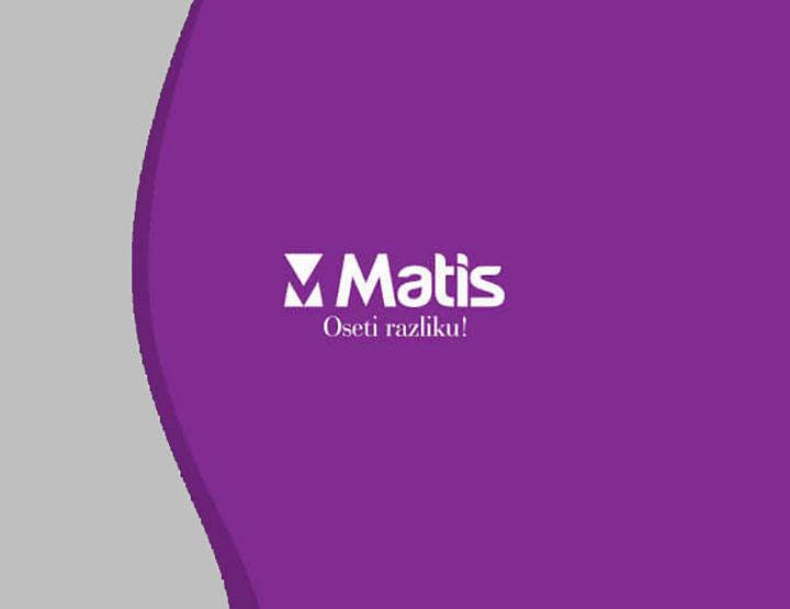 IL-matis-oglas Kompaniji ''Matis'' potreban komercijalista