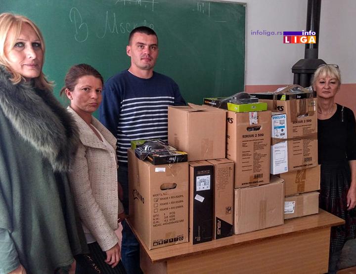 IL-os-medjurecje-racunari-rotari Tri računara i preko 200 knjiga za školarce u Međurečju