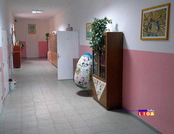 IL-os-medjurecje-ucionica-hodnik Tri računara i preko 200 knjiga za školarce u Međurečju