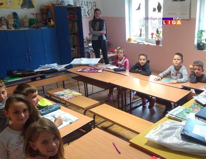 IL-os-medjurecje-ucionica Tri računara i preko 200 knjiga za školarce u Međurečju
