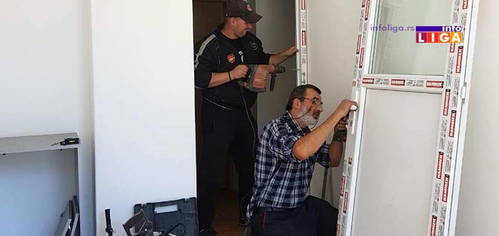 IL-paraplegicari-vrata Nove prostorije za udruženje paraplegičara (VIDEO)