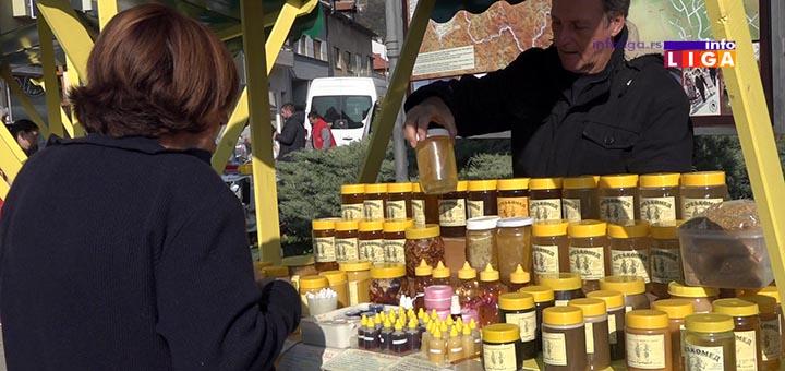 IL-pcelari-sajam-ivanjica-2018 Udruženje pčelara realizovalu drugu izložba pčelinjih proizvoda i opreme (VIDEO)