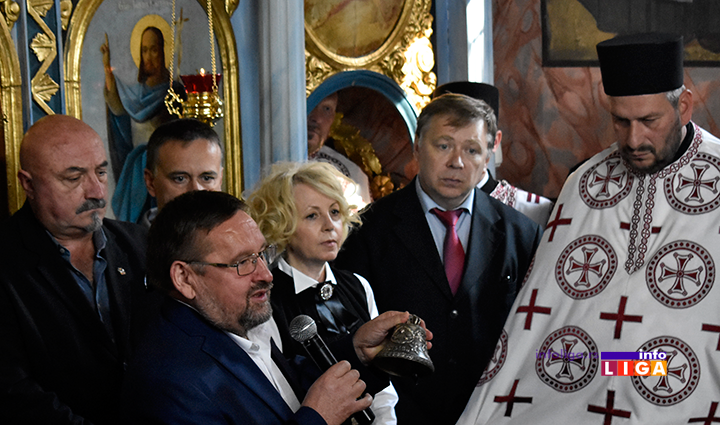 IL-prenos-mostiju-crkva Visoka delegacija ruskih zvaničnika stiže u Ivanjicu