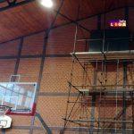Nakon 22 godine sportska hala u Crnjevu ima novi led semafor