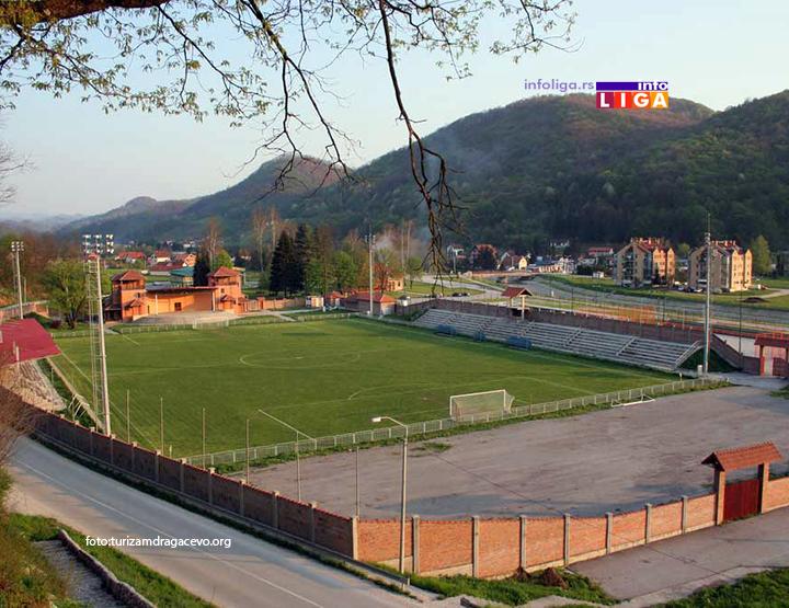 IL-stadion-guca-dragacevo Truba nije sačuvala fudbal - Dragačevo isključeno iz takmičenja