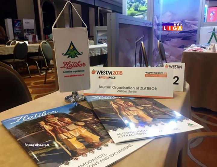 """IL-tozlatibor Zlatibor se predstavlja na sajmu poslovnog turizma """"""""WESTM 2018"""""""