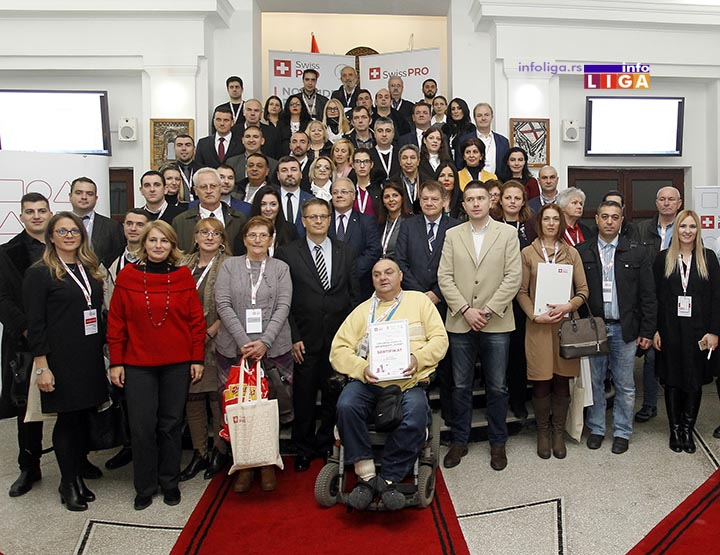 IL-Dodela-sertifikata-o-podršci-svajcarske1 Vlada Švajcarske osnažuje ranjive grupe u Srbiji kroz podršku socijalno inovativnim projektima