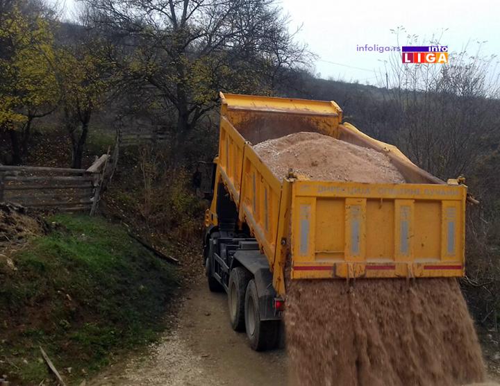IL-Putevi-Dragacevo U srednjem delu Dragačeva biće uloženo oko 60  miliona dinara u puteve