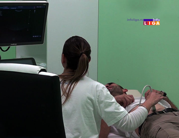 IL-alta-medika-ultra-zvuk ALTA MEDIKA najsavremeniji dijagnostički centar počeo sa radom u Ivanjici (VIDEO)