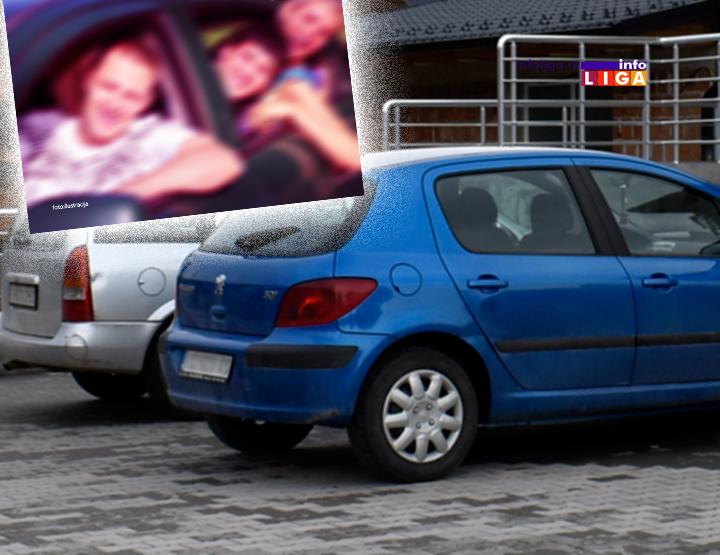 IL-autovozac2i Ponovo bahati maloletnici ''pozajmljuju'' tuđa vozila i luduju