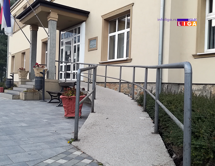 IL-bez-barijera-za-invalide-opstina Obustavljen neposredan rad sa strankama u opštinskoj upravi Ivanjica. Evo kako možete kontaktirati službe.