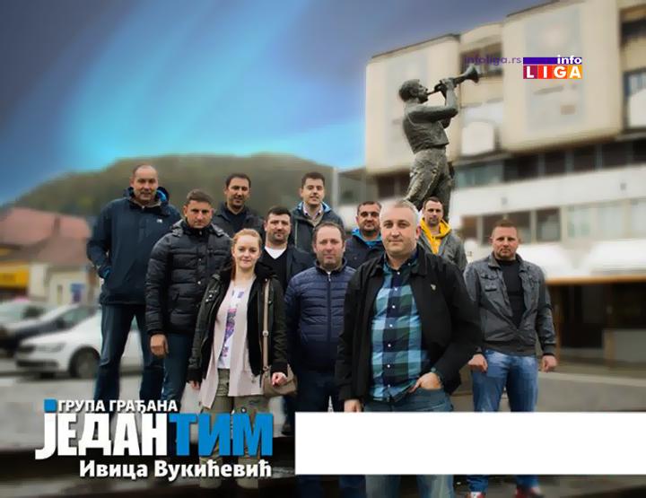 IL-gg-jedan-tim-lucani-guca Grupa građana iz Lučana: Nas hoće sve stranke, ali mi hoćemo sami
