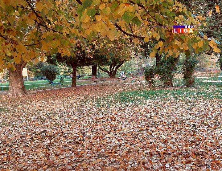 IL-jesen-park-ivanjica Sunce i toplo vreme u novembru - Možda prija, a da li je zdravo?