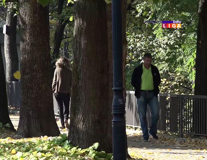 IL-jesen-park-ivanjica1 Sunce i toplo vreme u novembru - Možda prija, a da li je zdravo?