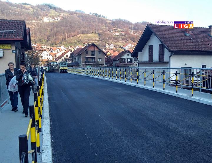 IL-most-crnjevo-asfalt3 Asfaltiran rekonstruisani Crnjevski most, uskoro otvaranje