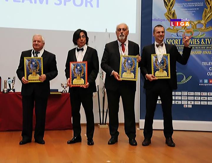 Nagrade za filmove sa Zlatiborskog festivala sportskog filma (VIDEO)