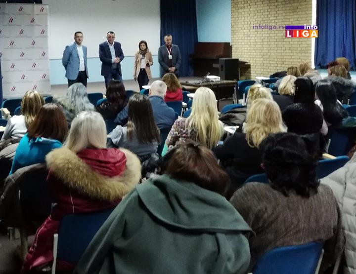 IL-saobracaj-predavanje Dvodnevni seminar o bezbednosti dece u saobraćaju u Ivanjici