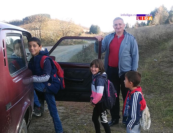 IL-skolarci-bratljevo-niva-prevoz-direktor BRAVO - Učo dobija novi auto za prevoz đaka