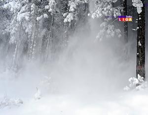 IL-sneg-dolazi-300x232 UPOZORENJE vozačima da ne kreću put Golije zbog jake snežne mećave