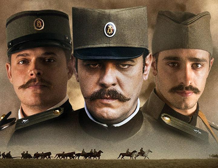 IL-zaspanka-za-vojnike U ponedeljak i utorak domaći film ''Zaspanka za vojnike''