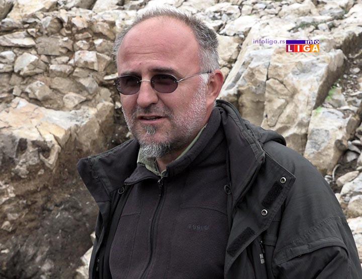 dr-dejan-bulic-arheolog Pronađen prvi pisani trag o postojanju Ivanjice