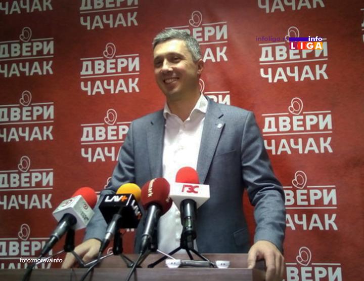 IL-Bosko-Obradovic Obradović: Izlazimo na izbore u Lučanima da bismo režimu ''pokazali zube''