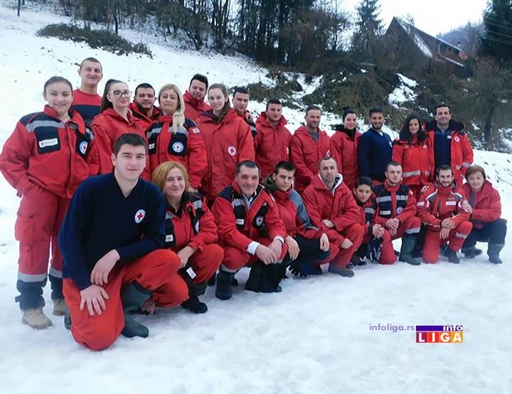 IL-CK-tim-za-nesrece Ivanjica dobila tim za delovanje u nesrećama
