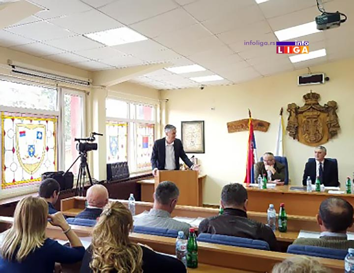 IL-cajetina-sednica-stamatovic Usvojen budžet opštine Čajetina 1.887.000.000 dinara za 2019.godinu