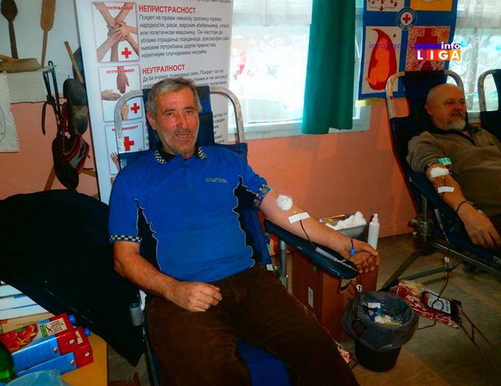 IL-ck-ddk-akcija-dec18 Uspešno sprovedena akcija dobrovoljnog davanja krvi