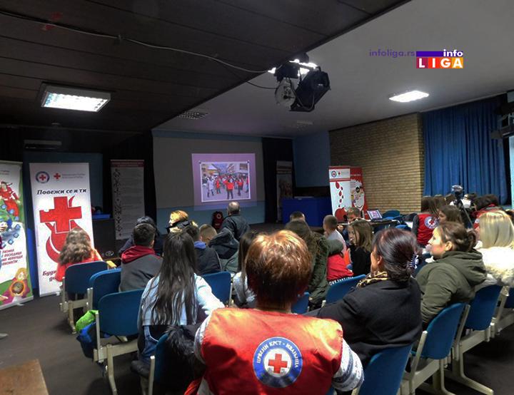 IL-dan-volontera-ck Crveni krst Ivanjica obeležio Međunarodni dan volontera