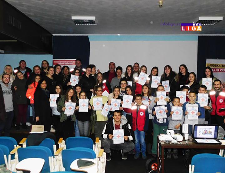 IL-dan-volontera-ck2 Crveni krst Ivanjica obeležio Međunarodni dan volontera