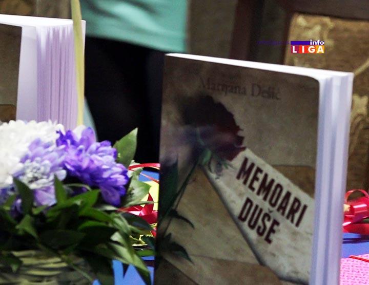 IL-memoari-duse Književno veče Marijane Dešić ''Memoari duše'' (VIDEO)