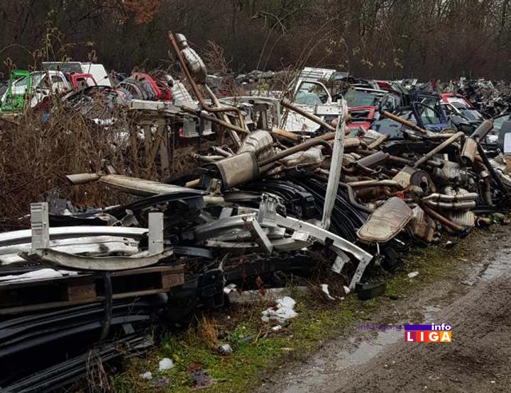 IL-mup-kradja-kola-delovi-otpad-mojsinje Kriminalna grupa krala automobile i u delovima ih prodavala na auto placevima u okolini Čačka