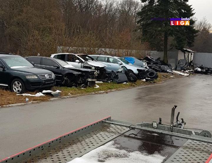 IL-mup-kradja-kola-delovi-otpad-mojsinje3 Kriminalna grupa krala automobile i u delovima ih prodavala na auto placevima u okolini Čačka