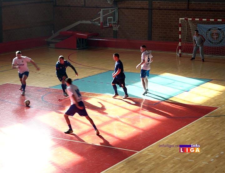 U Ivanjici odigran prvi memorijalni turnir u čast nastradalim policajcima na području KiM (VIDEO)