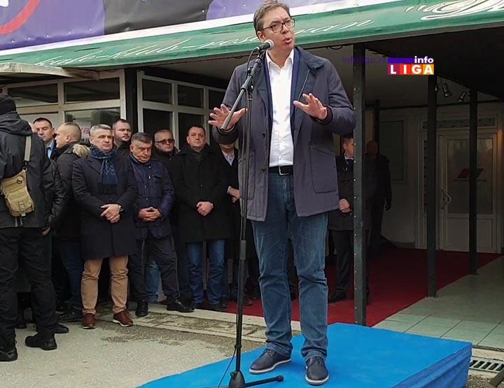 IL-vucic-kotraza Vučić u Kotraži obećao povećanje plata vaspitačicama i novu fabriku u Ivanjici (VIDEO)
