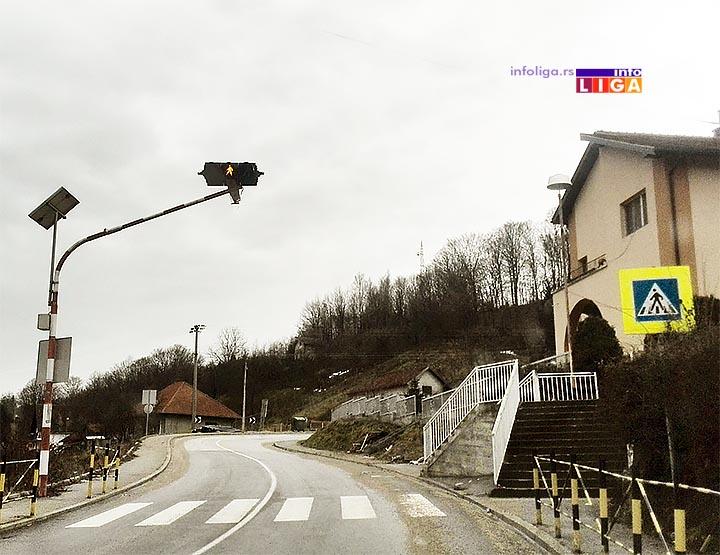 "ILprilike-signalizacija-semafor Rekonstrukcija semaforske signalizacije ""Pera pešak"""