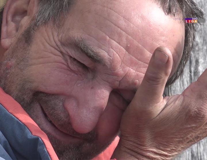 bratljevo-1 Izgorela kuća u Bratljevu: Milovan ostao bez krova nad glavom