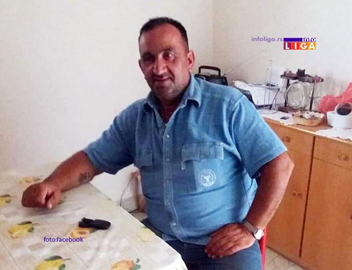IL-Milutin-Milenkovic-nestao Nestao Milutin iz Luka kod Ivanjice, poslednji put viđen 25.novembra
