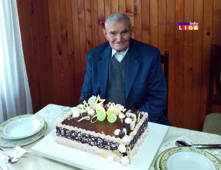 IL-cojbasic-jovan-95-rodjendan Na okupu pet generacija porodice Ćojbašić iz Ivanjice (VIDEO)