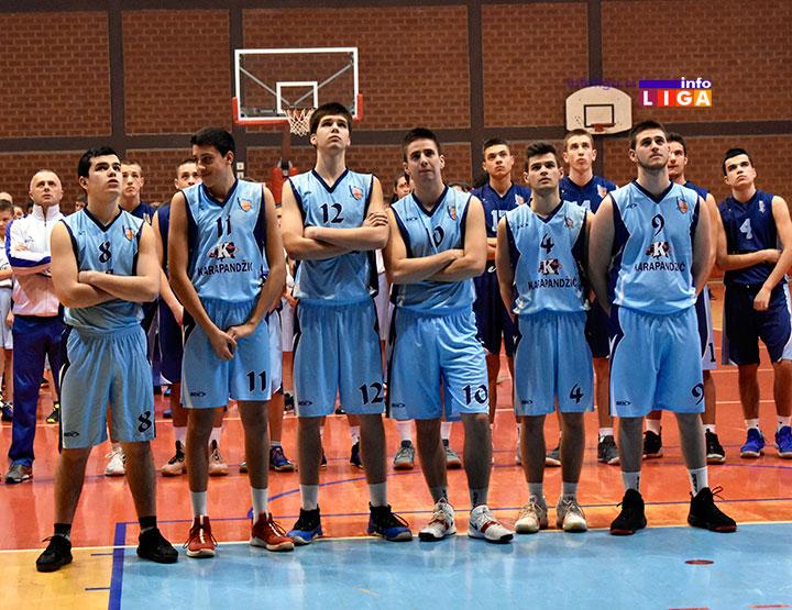 Prvi međunarodni turnir u košarci za juniore i kadete od četvrtka do nedelje u Ivanjici