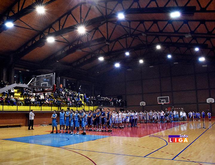 IL-dan-kosarke-okk-ivanjica Prvi međunarodni turnir u košarci za juniore i kadete od četvrtka do nedelje u Ivanjici