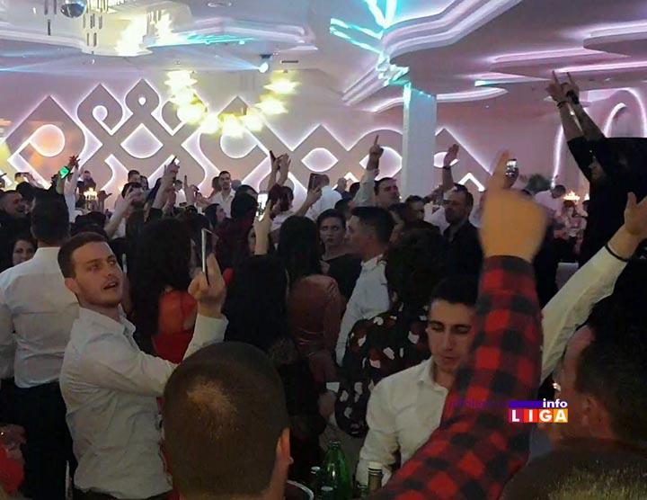 Mirna noć na dočeku 2019.godine (VIDEO)